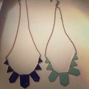 Jewelry - 2 for 1 statement necklaces!