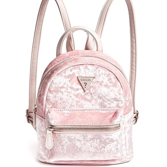 73640a2bfe52 GUESS Mini Backpack