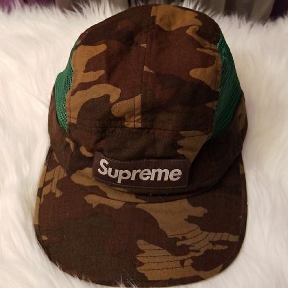 Supreme Army Fatigue Hat 💕💕 Snapback. M 59b33976981829255004c82e a09f8d90773