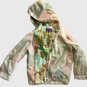 Tracy Feith windbreaker rain jacket size XS