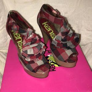 Kensie Girl Pracy Heel Size 7