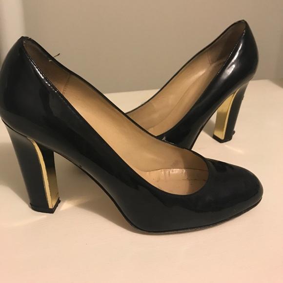 3af1830e612c kate spade Shoes - kate spade vero cuoio black pumps size 8