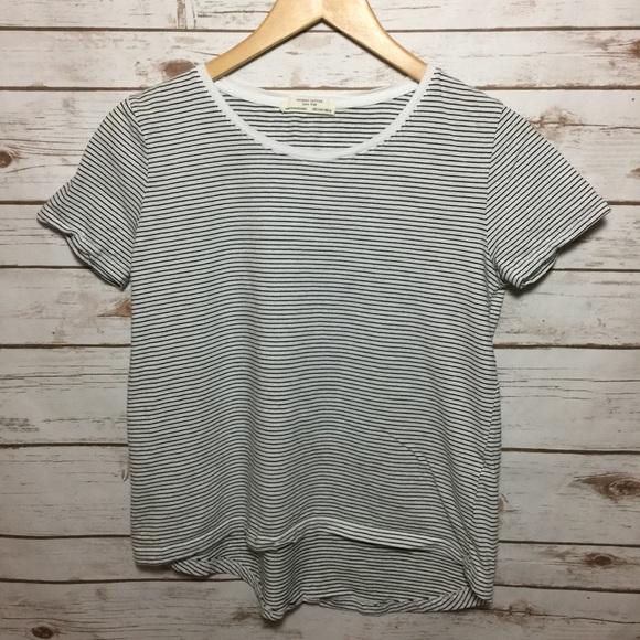 8a053af944 Zara W&B Organic Cotton T-Shirt Sz SMALL. M_59b34d016d64bc71bc052c1d