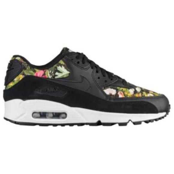 Womens Nike Air Max 9 Se Floral Print