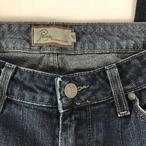 Paige Laurel Canyon Jeans Sz 28