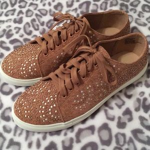 NEW Fall Cork Lace Up's Size 8.5