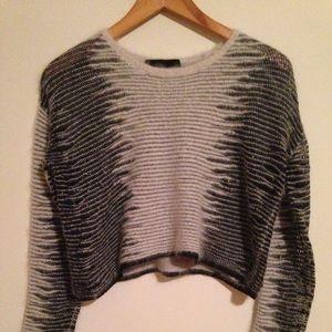 Alexander Wang Metallic Sweater