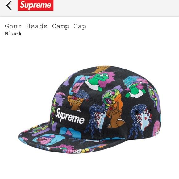 7f910a338dc Supreme Gonz Hat