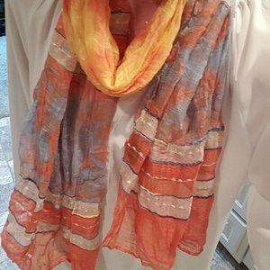 Accessories - Multi-color scarf