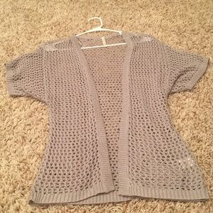 Adorable accent sweater! One size