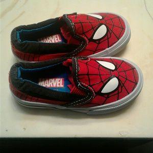 Toddler Spider-Man Shoes