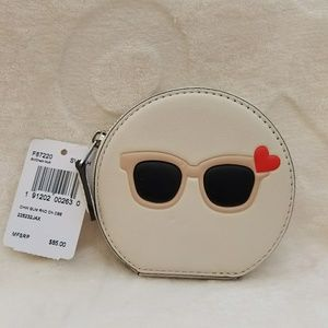 NWT😎#1Coach Sunglasses Coin Purse In 4 Colors