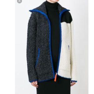 Alexander Wang chunky terry sweater