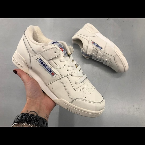 62e36aa800978 Reebok Workout Plus Vintage Chalk