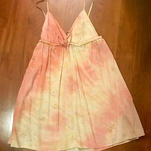 Gypsy 05 silk mini dress