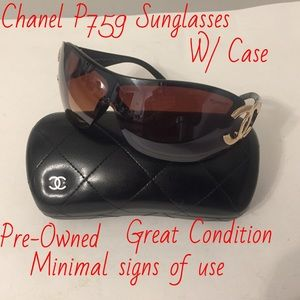 Pre-owned Chanel P759 sunglasses