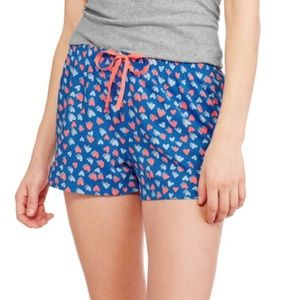 Other - 🎀 Pajama Short Hearts 🎀