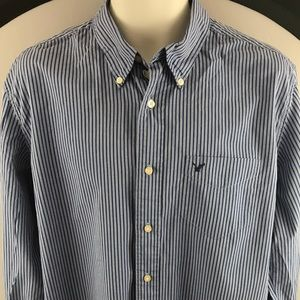 American Eagle Outfitters Button Down shirt Large