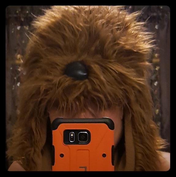 Disney Chewbacca Hat 57d1e363137