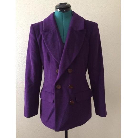 966fecf3b58 Yves Saint Laurent Jackets & Coats | Ysl Rive Gauche Vintage Coat ...
