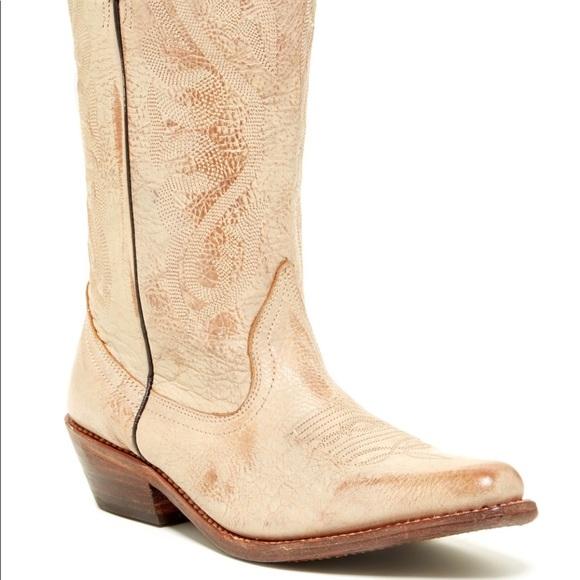 Bed Stu Shoes Sale Womens Bedstu Tehachapi Cowboy Boots 7 Euc