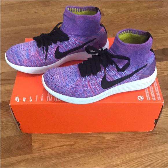 NEW Women s Nike Lunarepic Flyknit Running Shoes b1818a540