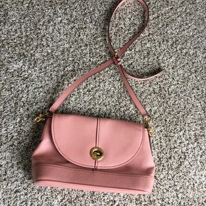 02b33c5d4be7 💋HP🤩 Marc Jacobs Turn Lock Sm Mssngr Crossbody