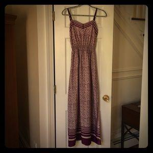 ⚡️⚡️Ann Taylor LOFT maxi dress