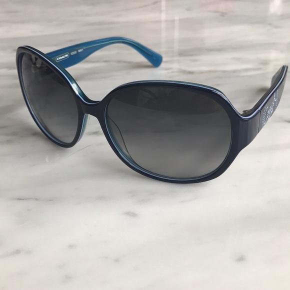 974da6ff9379 ... netherlands coach womens sunglasses s2030 blue bfd11 6966d ...