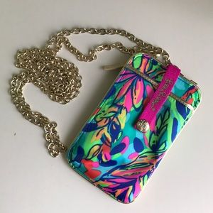 Lilly Pulitzer phone/id case