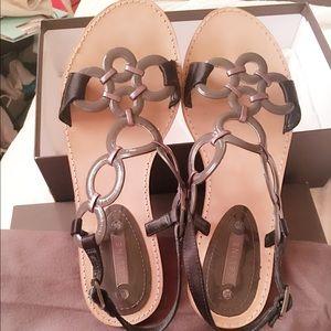 💯authentic Celine Gladiator Ring Sandals 💥