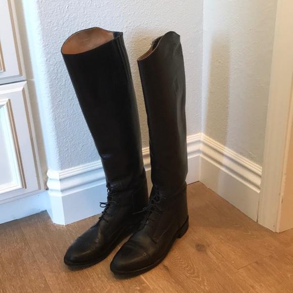d7c21c98849a3 Effingham English leather riding boots