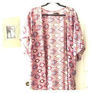 Fabulous Boohoo on trend kimono!!!