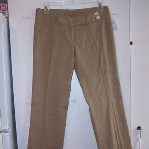 Emilio Pucci Cotton Linen Blend Dress Pants S4