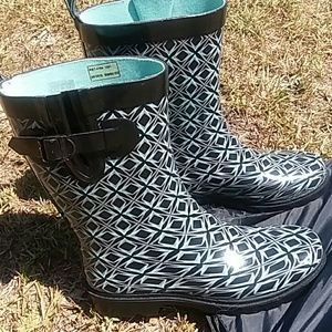 Rain boots Capelli NWOT