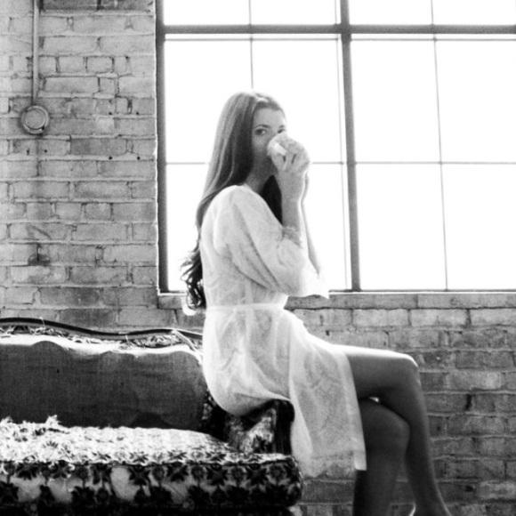 Intimates & Sleepwear - Bridal Lace Robe