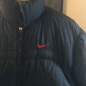 c8a4e7db682f Nike Jackets   Coats - Nike Old Skool Down Puffer
