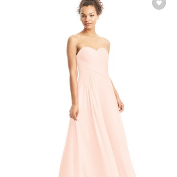 55800ed928b azazie Dresses   Skirts - Azazie pearl pink bridesmaid dress.