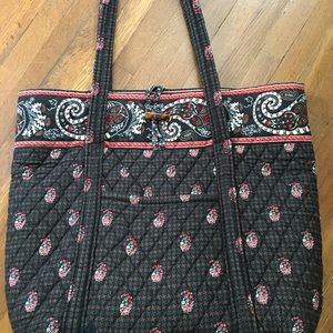 Vera Bradley Large Tote. Retired pattern.