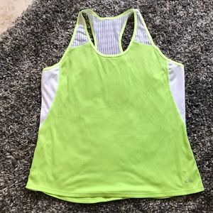 Tops - T-back sports top