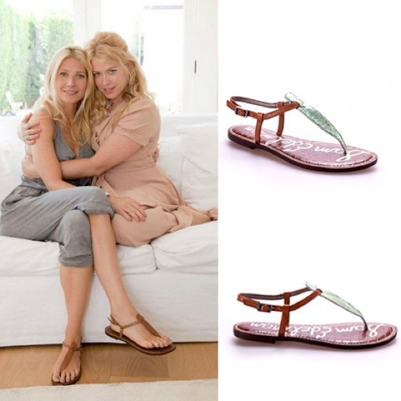 d21a464d8616 CELEBRITY FAVORITE-SAM EDELMAN GIGI SANDALS-SADDLE.  M 59b435937fab3a80d700a0a7
