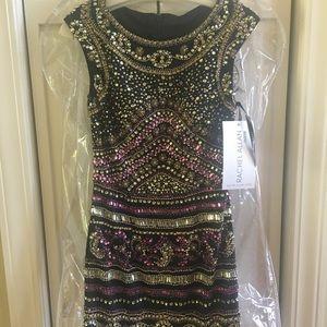 BRAND NEW RACHEL ALLAN COCKTAIL DRESS SIZE 6