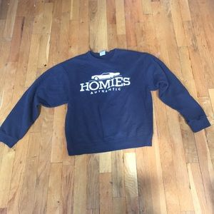 Homies Pullover