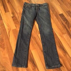 Blue Skinny Old Navy Size 16R Jeans girls kids