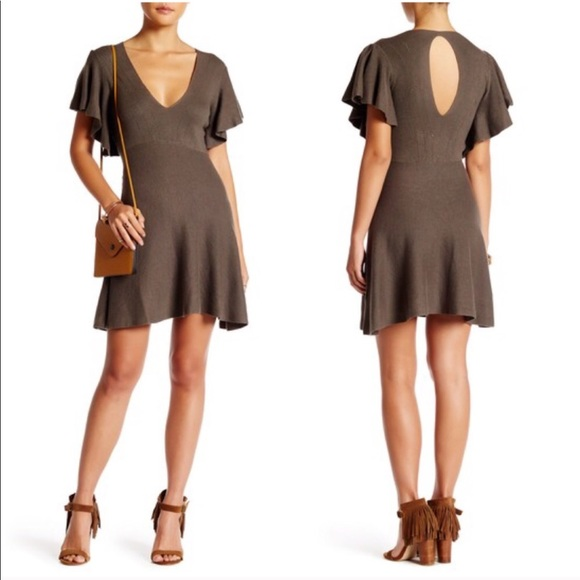 Free People Dresses & Skirts - Free People Cozy Nights Sweater Dress 👛