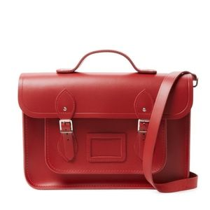 "The Cambridge Satchel Company Medium 14"" satchel"
