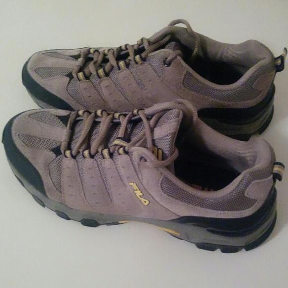 Fila Travail Men's Trail Shoes