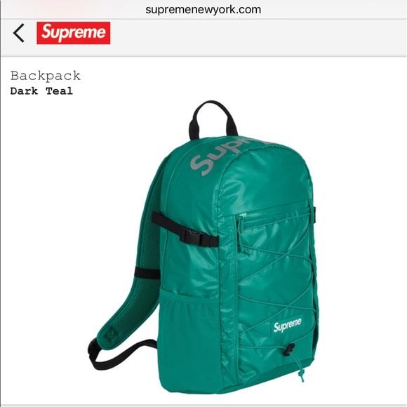 e2dab2b801 Brand new supreme backpack