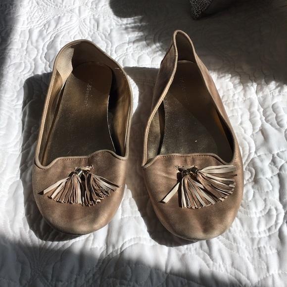 7707c1b3893 BCBGeneration Shoes - Rose Gold BCBG driving loafer