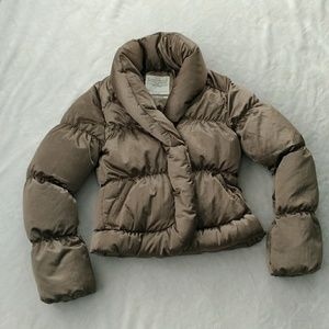 All Saints down puffer jacket coat